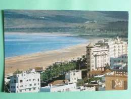 TANGER - La Plage - Tanger