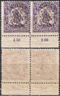 HUNGARY, 1919, Fighting,  Issued In Kolozsvar, Overprinted In Black, SEMI-POSTAL STAMPS, Sc/Mi 5NB12 / 24I - Neufs