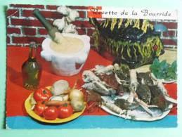 Recette De La Bourride - Recettes (cuisine)