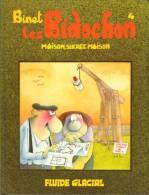 BD Bidochon (Les) 4 Maison, Sucrée Maison - Fluide Glacial - Binet - Bidochon, Les