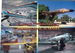 (246) Airport - Aéroport - Alabama, Birmingham Flight Museum - Aérodromes