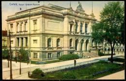CP   Crefeld - Krefeld  --    Kaiser Wilhelm Museum  1914 - Krefeld