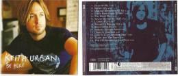 Keith Urban - Be Here - Original CD - Country & Folk