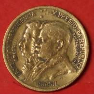 BRAZIL  1000  REIS  1922   KM# 522,2  -    (Nº01776) - Brésil