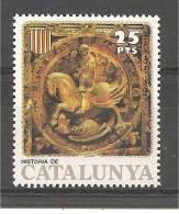 Saint Georges George Sant Jordi  San Jorge Barcelona Gothic Art Gothique Vignette Viñeta - Cristianismo