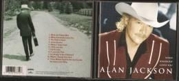 Alan Jackson - When Somebody Loves You - Original CD - Country & Folk
