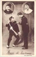 SPECTACLE CIRQUE THEATRE CLOWNS SARMEL ET ROBERTY JOUE MARC ET LAVENNE - Circus
