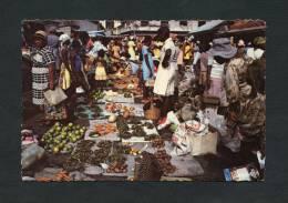 Saint-Vincent-les-grenadines - Saturday Market - Saint-Vincent-et-les Grenadines