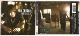 Eric Church - Sinners Like Me - Original CD - Country & Folk