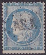 9538# Y&T N° 60 CERES Type I Obl AS.NA. ASSEMBLEE NATIONALE - 1871-1875 Cérès