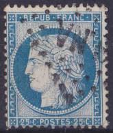9544# Y&T N° 60 CERES Type I Obl AS.NA. ASSEMBLEE NATIONALE - 1871-1875 Cérès