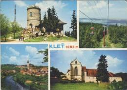 KLET - Ceske Krumlov - 1978 , Special Stamp - Czech Republic