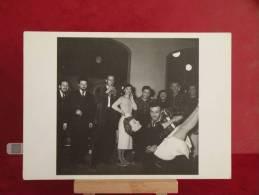 Gala Des Artistes 1949 Boris Vian, Madeleine Renaud, Jean Louis Barrault - Artiesten