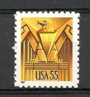 USA. Aigle , Style Art Deco..  1 T-p Neuf ** 2001 - Neufs