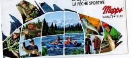 Mini Catalogue MEPPS - Pêche