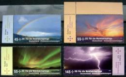 """Bund, BRD, -2009-, MiNr. 2707- 10, Für Die Wohlfahrt """"Himmelserscheinungen"""", Postfrisch, Siehe Bild, Top! - [7] Federal Republic"""