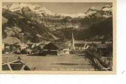 Lenk Und Der Wildstrubel - BE Berne