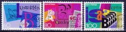 ZWITSERLAND - Michel - 1994 - Nr 1520/22 - Gest/Obl/Us - Oblitérés