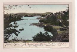 AMERIQUE / ANTILLES / BERMUDES / Mullet Bay. St Georges, Bermuda - Bermudes