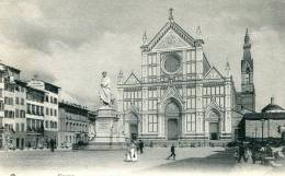 Firenze - Chiesa Santa Croce - Firenze