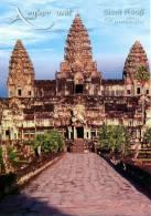 CAMBODIA - ANGKOR WAT - SIEM REAP - PERFECT MINT QUALITY - Cambodia