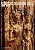 CAMBODIA - APSARA - ANGKOR WAT - SIEM REAP - PERFECT MINT QUALITY - Cambodia