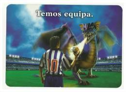 Bank  Espirito Santo Futebol Clube Do Porto Portuguese Calendar 2003 - Calendars