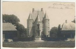 Steenokkerzeel Château De Ham Zeldzame Foto Of  Fotokaart - Steenokkerzeel
