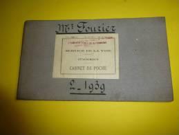 Rare  Document Original Du P L M     (Paris-Lyon-Méditerranée)  Tampon De Surcharge S N C F En Rouge - Railway & Tramway