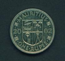 MAURITIUS - 2002 1r Circ. - Mauritius