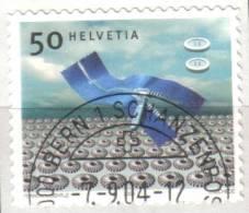 Zu 1138 / Mi 1893 / YT 1808 Obl. 1er Jour Demi-lune BERN 1 SCHANZENPOST - Switzerland