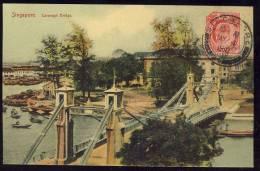 AK    SINGAPORE     1910 - Singapur