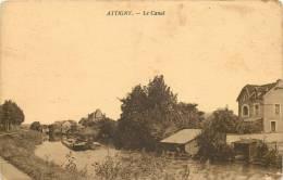 08 ATTIGNY  LE CANAL - Attigny