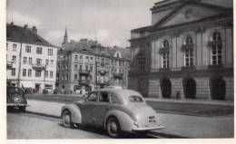Cpsm( Genre Cpa )  Pologne , Kalisz..autos Annee 1950..... - Pologne