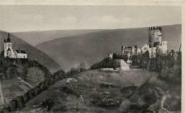 39_9 Burg Lahneck Und Alleiheiligenberg Bei Nieder Und Oberlachnstein - Lahnstein