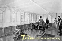 SA24-014    @  R.M.S. Titanic Ship , Ganzsache-Postal Stationery -Entier Postal - Barche