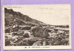 14 - HOULGATE - Les Falaises -  Oblitérée En 1935 - Houlgate
