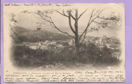 14 - HOULGATE - Panorama, Vue Prise Du Bois De Boulogne - Oblitérée En 1901 - Houlgate