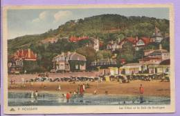 14 - HOULGATE - Les Villas Et Le Bois De Boulogne - Oblitérée En 1949 - Houlgate