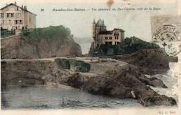 Cambo Les Bains ;  Vue Generale Coté Gare - France
