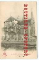 SAIGON - Abside De La Cathédrale Vue De Derriere - Edition La Pagode N°10 - Cochinchine  Indochine  Viet Nam -Dos Scanné - Viêt-Nam