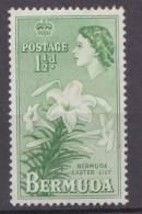 Bermuda, 1953, SG 137, Mint Hinged - Bermudes