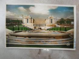 75  PARIS -  Le Palais De Chaillot  - D102822 - France