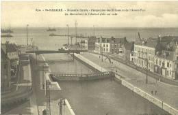 23 - Sainte-Nazaire - Nouvelle Entrée - Perspective Des Écluses Et De L'Avant Port - - Saint Nazaire