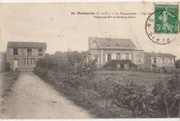 CPA 91 MONTGERON La Pouponnière Vue Générale 1913 - Montgeron