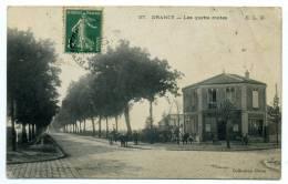 93.Drancy.27. Les Quatre Routes. - Frankreich