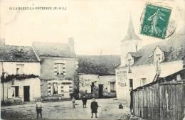 Réf : B.E-13-228 : Saint Lambert La Potherie - France