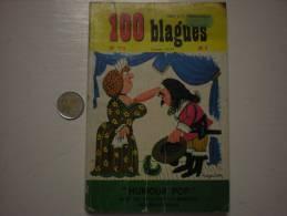 "100 Blgues ""humour Pop"" - Livres, BD, Revues"