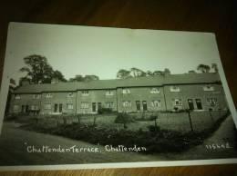 Postcard Of CHATTENDEN Terrace 1927 - England
