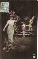Spectacle -  Montage Photo   Femme Et Enfants  TTB - Fotografía